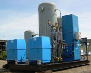 industrial gas generation