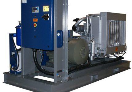 High Pressure Gas Reciprocating Compressors